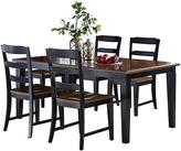 Caleb 5-Piece Extendable Dining Set