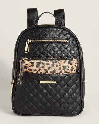 Steve Madden Evynn Two-Piece Colorblock Backpack