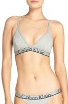 Calvin Klein Women's Triangle Bralette
