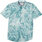 Billabong Men's Washed Up Short Sleeve Woven Shirt