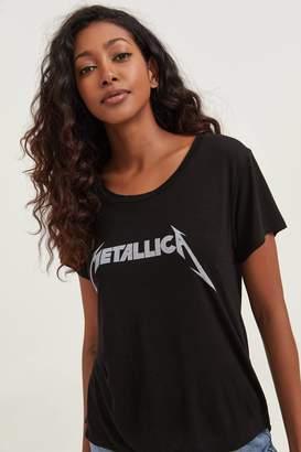 Ardene Metallica High-Low Tee