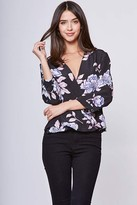 Yumi Kim Twist Me Up Silk Top
