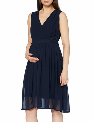 Mama Licious Mamalicious Women's MLGARBO Mary S/L Woven ABK Dress 2F A. Special Occasion