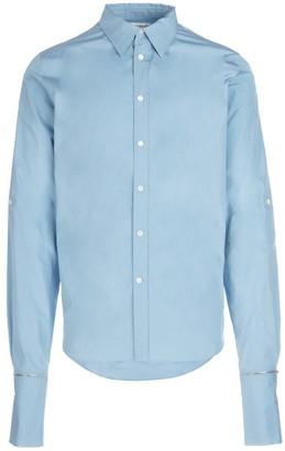 Alexander McQueen Zipped Cuffs Shirt