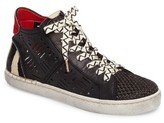 Dolce Vita Women's Zeus Genuine Calf Hair Sneaker