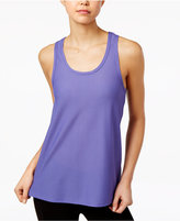 Jessica Simpson The Warm Up Juniors' Mesh Tank Top, Only at Macy's