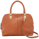 Cole Haan Benson Large Leather Dome Satchel