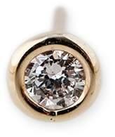 Jacquie Aiche Round Diamond Stud