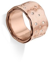 Monica Vinader Women's 'Siren Scatter' Band Ring