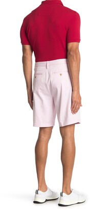 Nautica Flat Front Stretch Deck Shorts