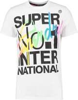 Superdry Print Tshirt Optic