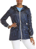 BCBGeneration Packable Quilted Hooded Anorak