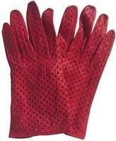 Prada Leather gloves