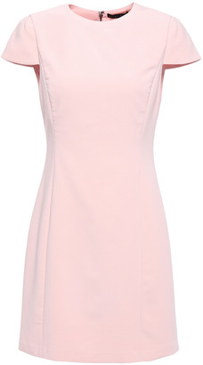 Alice + Olivia Stretch-crepe Mini Dress