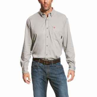Ariat Men's Flame Resistant AC Work Shirt