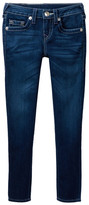 True Religion Natural Single End Skinny Jean (Big Girls)