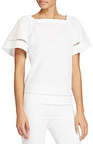 Lauren Ralph Lauren Cotton Off-the-Shoulder Top