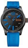 Boss Orange Blue Quartz Strap Watch