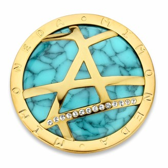 Mi Moneda Women Coin Pendant SW-SELV-18-L