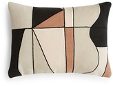 "Kelly Wearstler Spectacle Decorative Pillow, 12"" x 16"""