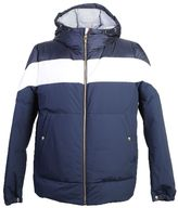 Moncler Gamme Bleu Quilted Padded Nylon Jacket