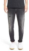 Nudie Jeans Men's Brute Knut Slouchy Skinny Fit Jeans