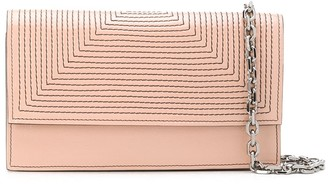 Casadei Stitching Details Wallet On Chain