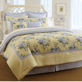 Laura Ashley Home Caroline 4 Piece Reversible Bed-In-A-Bag Set