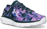 Under Armour Women's SpeedForm Fortis GR Print Running Sneakers from Finish Line
