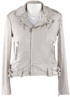 IRO Brown Polyester Jackets