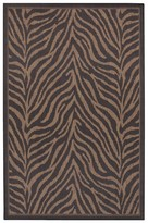 Couristan Recife Zebra Indoor/outdoor Rug