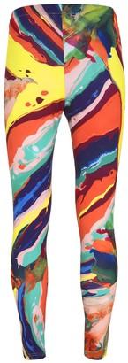 Klements Margate Leggings In Magma Print