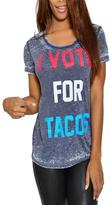 Chaser Vote For Tacos
