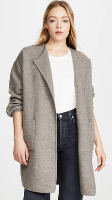 Madewell Ivy Long Sweater Coat