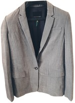 Banana Republic Grey Wool Jacket for Women