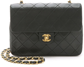 What Goes Around Comes Around Chanel Half Flap Bag (Previously Owned)