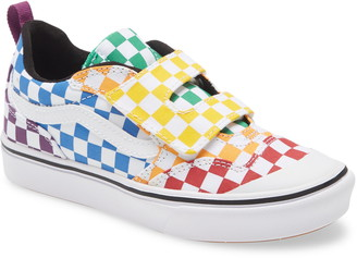 Vans ComfyCush New Skool V Checkerboard Sneaker