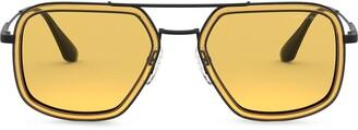 Prada Game navigator-frame sunglasses
