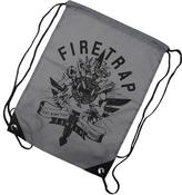 Firetrap Blackseal Logo Gym Bag