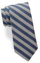 Brooks Brothers Textured Striped Silk Tie