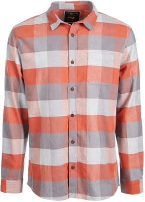 Quiksilver Men Stretch Flannel Shirt