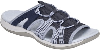 Easy Spirit Slip-On Sandals - Salty