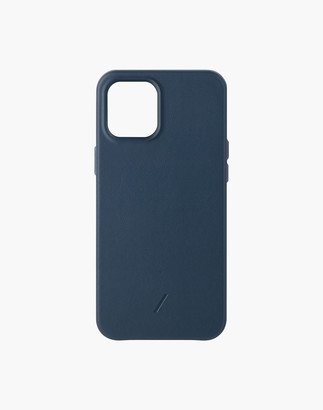 Madewell NATIVE UNION Clic Classic Leather Case for iPhone 12 Pro Max