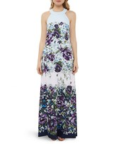 Ted Baker Entangled Enchantment Maxi Dress