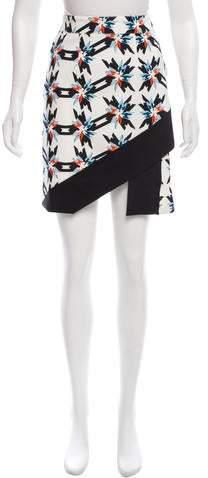 Printed Ren Skirt w- Tags