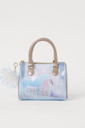 H&M Printed Handbag - Blue