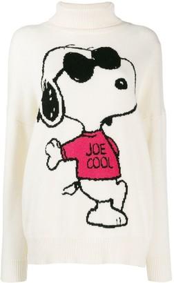 Parker Chinti & Joe Cool printed jumper