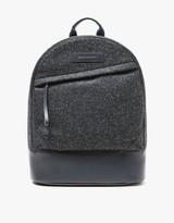 WANT Les Essentiels Kastrup Backpack in Navy Wool
