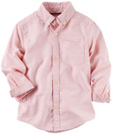 Carter's Oxford Button-Front Shirt