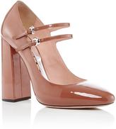 Rochas Enea Patent Leather Mary Janes
